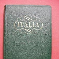 Libros de segunda mano: EL MUNDO EN COLOR. ITALIA. OGRIZEK. 1958. CASTILLA. PIEL. Lote 37812373