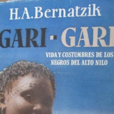 Libros de segunda mano: GARI-GARI DE H.A.BERNATZIK (LÁBOR). Lote 37981957