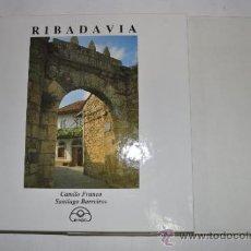 Libros de segunda mano: RIBADAVIA. CAMILO FRANCO, SANTIAGO BARREIROS RM62542. Lote 38104118