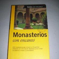 Libros de segunda mano: ARCEO, PACA. MONASTERIOS CON ENCANTO. Lote 38168368