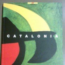 Libros de segunda mano: CATALONIA. CATALUNYA. CATALUÑA. GENERALITAT DE CATALUNYA. 2001. 1ª ED. FOTOGRAFÍAS! DESCATALOGADO!. Lote 38319833