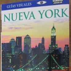 Libros de segunda mano: GUÍAS VISUALES: NUEVA YORK (EL PAÍS-AGUILAR). Lote 38332131