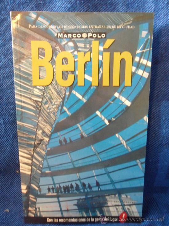 berlin. guias marco polo. 128 paginas. rustica. - Comprar Libros de ...