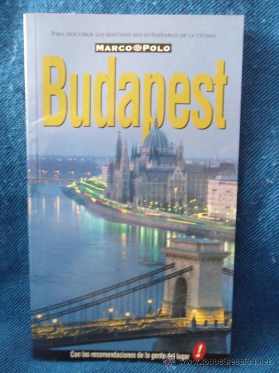 budapest. guias marco polo. 128 paginas. rustic - Comprar Libros de ...