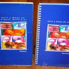 Libros de segunda mano: GUÍAS Y MAPAS DE COSTAS Y DE PARQUES NATURALES 2T POR Mª DOLORES GASSÓS DE ALCONCUSÍ, BARCELONA 2001. Lote 38372681