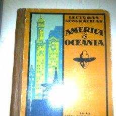 Libros de segunda mano: COLECCIÓN LECTURAS GEOGRÁFICAS. TOMO II. Lote 38497197