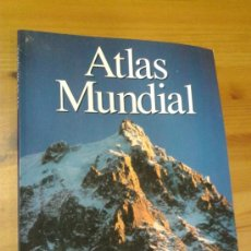 Libros de segunda mano: ATLAS MUNDIAL - PLANETA AGOSTINI 1993 - COLOR. Lote 38503711