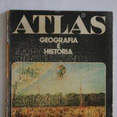 Libros de segunda mano: ATLAS DE GEOGRAFÍA E HISTORIA ED. SALAMA 1980. Lote 38555273