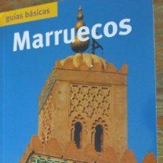 Libros de segunda mano: GUÍAS BÁSICAS. MARRUECOS (EDICIONES B). Lote 38689779