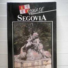 Libros de segunda mano: LUIS AGROMAYOR - GUÍA DE SEGOVIA. Lote 38771925