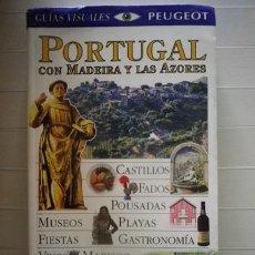 Libros de segunda mano: PORTUGAL CON MADEIRA Y LAS AZORES. Lote 38772216