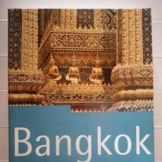 Libros de segunda mano: PAUL GRAY Y LUCY RIDOUT - BANGKOK - GUÍAS SIN FRONTERAS - ENVÍO ORDINARIO 1€. Lote 38773144