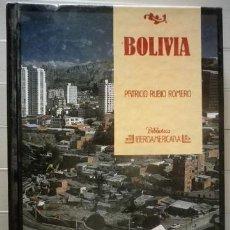 Libros de segunda mano: RUBIO ROMERO, PATRICIO - BOLIVIA. Lote 38773163