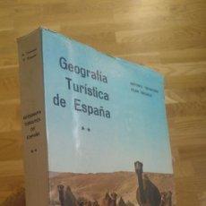 Libros de segunda mano - GEOGRAFÍA TURÍSTICA DE ESPAÑA (TOMO 2) / ANTONIO TRONCOSO, PILAR REIGADA - 38940196
