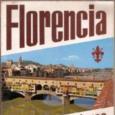 Libros de segunda mano: FLORENCIA ARTE Y STORIA EN COLORES LORETTA SANTINI TERNI 1972. Lote 38958670