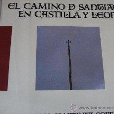 Libros de segunda mano - El camino de Santiago en Castilla y león. - 39026086
