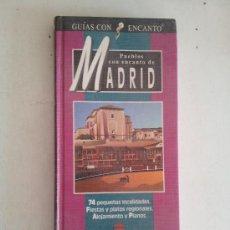 Libros de segunda mano: GUÍA PUEBLOS CON ENCANTO DE MADRID. Lote 39191850