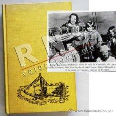 Libros de segunda mano: VIDA O MUERTE EN LA MAR - HISTORIA REAL DE FAMILIA NÁUFRAGOS - BARCO VIAJE AVENTURA NAUFRAGIO LIBRO. Lote 39202018