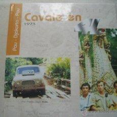 Libros de segunda mano: CAVALE EN 4L. 1973. THIL, PIERRE-ALAIN. Lote 294561163