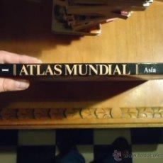 Libros de segunda mano: ATLAS MUNDIAL 1986 , EURASIA SUDESTE ASIATICO OCEANOS . Lote 39495734