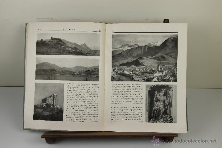 Libros de segunda mano: 3988- TOURING CLUB ITALIANO. VV.AA. IMP. BERGAMO. 1937/1949. 14 VOL. - Foto 5 - 39818209