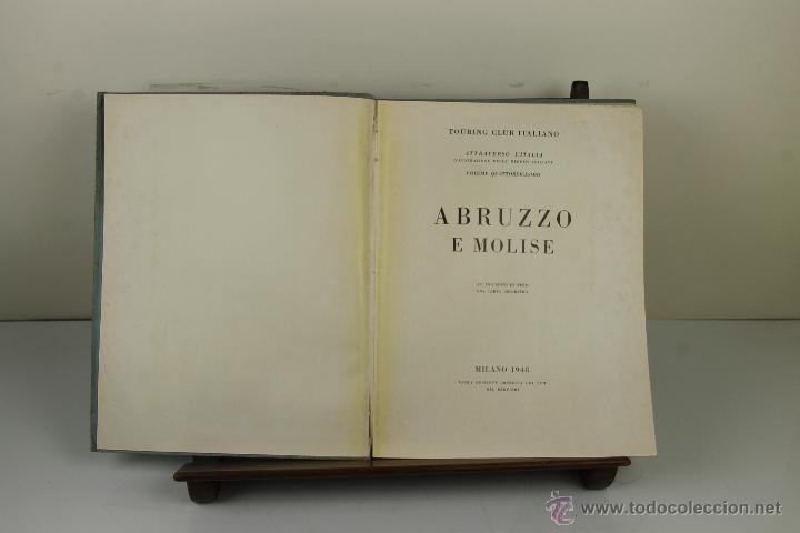 Libros de segunda mano: 3988- TOURING CLUB ITALIANO. VV.AA. IMP. BERGAMO. 1937/1949. 14 VOL. - Foto 6 - 39818209