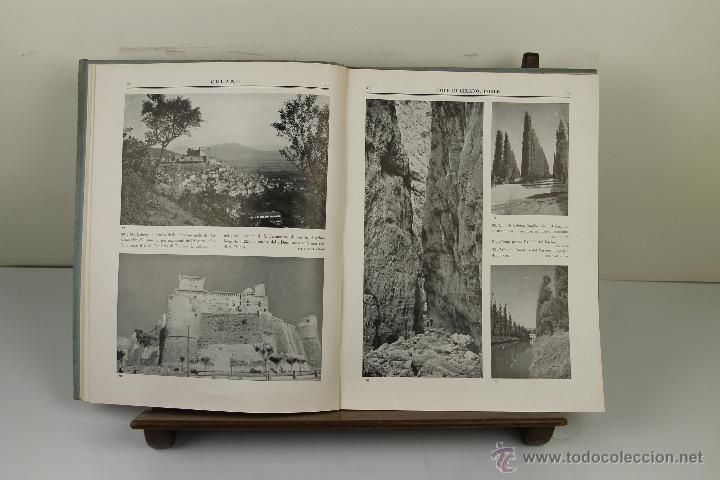 Libros de segunda mano: 3988- TOURING CLUB ITALIANO. VV.AA. IMP. BERGAMO. 1937/1949. 14 VOL. - Foto 7 - 39818209