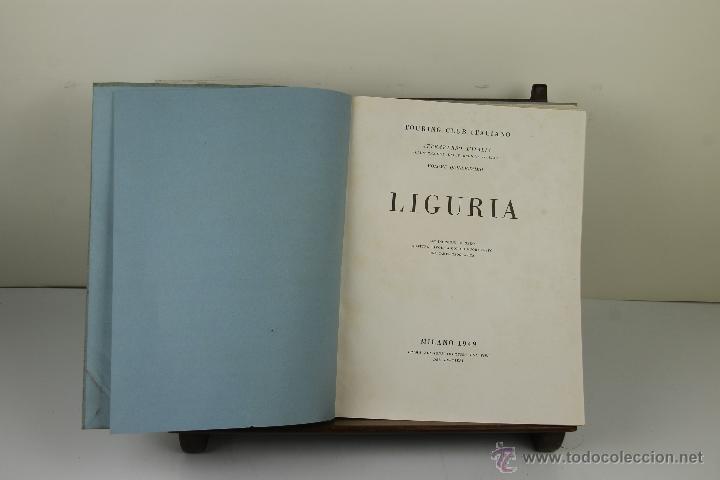 Libros de segunda mano: 3988- TOURING CLUB ITALIANO. VV.AA. IMP. BERGAMO. 1937/1949. 14 VOL. - Foto 9 - 39818209