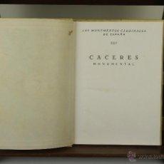 Libros de segunda mano: 3989- LOS MONUMENTOS CARDINALES DE ESPAÑA. VV.AA. EDIT. PLUS ULTRA. S/F. 23 VOL. . Lote 39818666