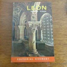 Libros de segunda mano: LIBRO LEON ANTONIO VIÑAYO ED. EVEREST L-4923. Lote 39836588
