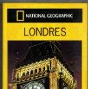 Libros de segunda mano: GUIA DE VIAJES DE NATIONAL GEOGRAPHIC- LONDRES - NUEVA SIN ABRIR - GUIAS AUDI.. Lote 39968205