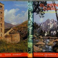 Libros de segunda mano: GUIA EVEREST EL PIRINEO CATALÁN (1979). Lote 40068489