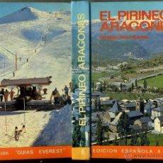 Libros de segunda mano: GUIA EVEREST EL PIRINEO ARAGONES (1980). Lote 40068533