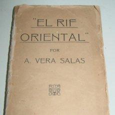 Libros de segunda mano: EL RIF ORIENTAL. ESTUDIO GEOGRÁFICO MILITAR . Lote 38264551