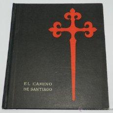 Libros de segunda mano: ANTIGUO LIBRO EL CAMINO DE SANTIAGO. LUIS BARREIRO - EDI MARIUS, BARCELONA 1954. ILUSTRADO. MIDE 24 . Lote 158856736