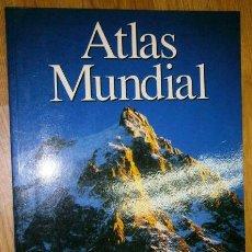 Libros de segunda mano: ATLAS MUNDIAL POR GIUSEPPE MOTTA DE PLANETA AGOSTINI EN BARCELONA 1993. Lote 40656341