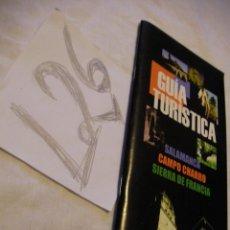Libros de segunda mano: GUIA TURISTICA: SALAMANCA, CAMPO CHARRO, SIERRA DE FRANCIA. Lote 40703952