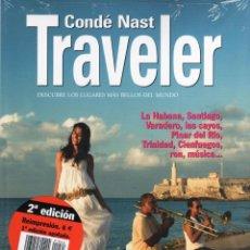 Libros de segunda mano: CONDE NAST TRAVELER GUIA N. 60 - CUBA: EL SON DEL EDEN (PRECINTADO). Lote 139865746