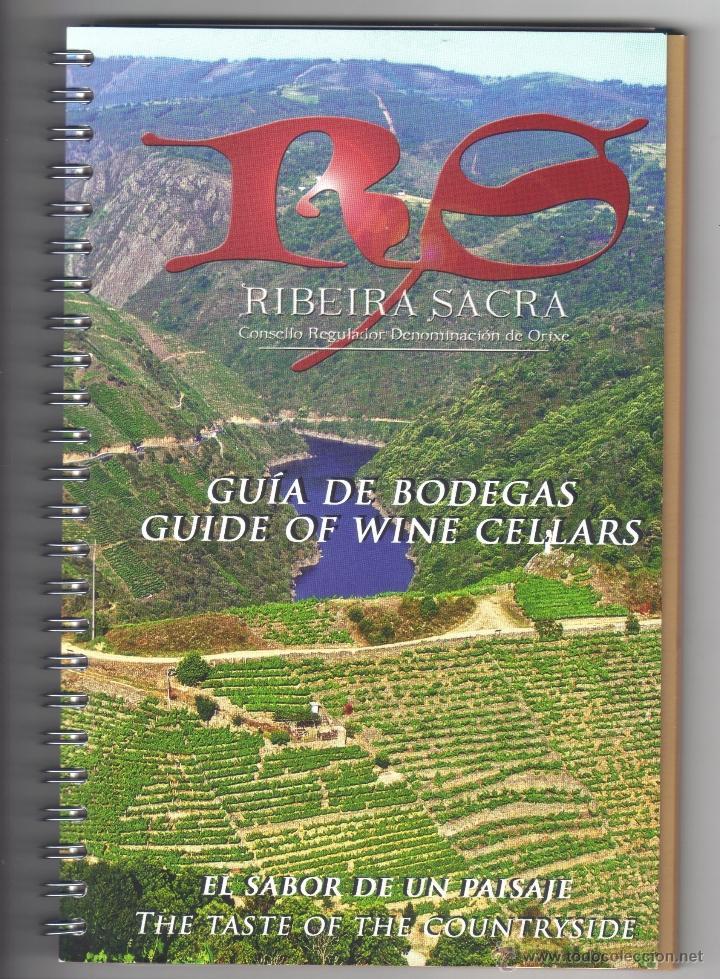Guia De Adegas Bodegas De La Ribeira Sacra Sold Through Direct