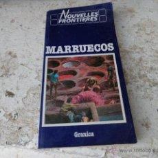 Libros de segunda mano: LIBRO MARRUECOS NOUVELLES FRONTERIES ED. EL PAIS L-5747. Lote 41003329