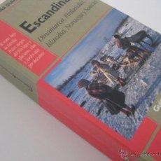 Libros de segunda mano: ESCANDINAVIA GUIAS FODOR'S EL PAIS AGUILAR DINAMARCA NORUEGA SUECIA FINLANDIA ISLANDIA. Lote 41080462