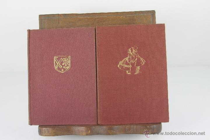 Libros de segunda mano: 4353- VISIONS BARCELONINES. 1760/1860. FRANCESC CURET. EDIT. DALMAU I JOVER. 1952/1953. 7 VOL. - Foto 4 - 41260041