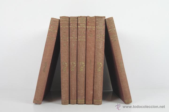 Libros de segunda mano: 4353- VISIONS BARCELONINES. 1760/1860. FRANCESC CURET. EDIT. DALMAU I JOVER. 1952/1953. 7 VOL. - Foto 5 - 41260041