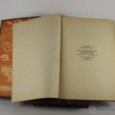 Libros de segunda mano: 4416- ATLAS INTERNACIONAL LAROUSSE. JEAN CHARDONNET. EDIT. LAROUSSE. 1957. . Lote 41335620