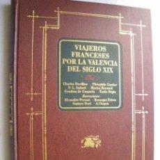 Libros de segunda mano - VIAJEROS FRANCESES POR LA VALENCIA DEL SIGLO XIX. 1994 - 41406309