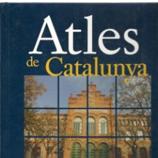 Libros de segunda mano: ATLES DE CATALUNYA, BARCELONES-VALLES OCCIDENTAL, 2006. Lote 42205476