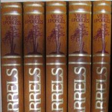 Libros de segunda mano: ARRELS. VILES I POBLES.. Lote 42568344