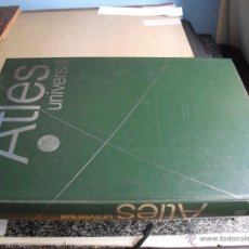 Libros de segunda mano: ATLES UNIVERSAL INSTITUTO CARTOGRAFICO DE CATALUÑA 40X30 CMS. Lote 42696326