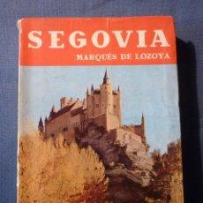 Libros de segunda mano: SEGOVIA . Lote 42752760