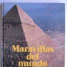 Libros de segunda mano: MARAVILLAS DEL MUNDO - SALVAT. Lote 42805779